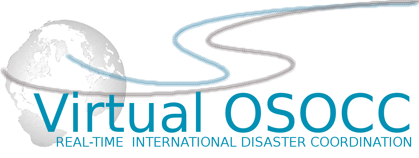 VOSOCC Tropical Cyclone Idai in Mozambique - Logo